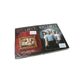 Big Love Seasons 1-4 DVD Box Set