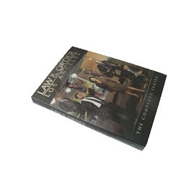 Law & Order: Los Angeles Season 1 DVD Box Set