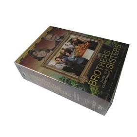 Brothers and Sisters Seasons 1-5 DVD Box Set