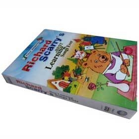 Richard Scarry's Best Learning Songs Ever Boxset