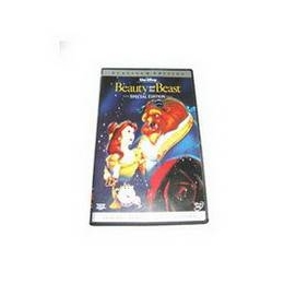 Beauty and the Beast Special Edition DVD (Disney)
