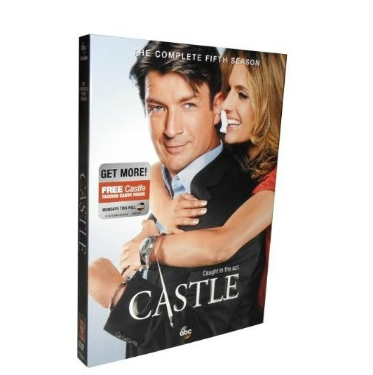 Castle Season 5 DVD Box Set