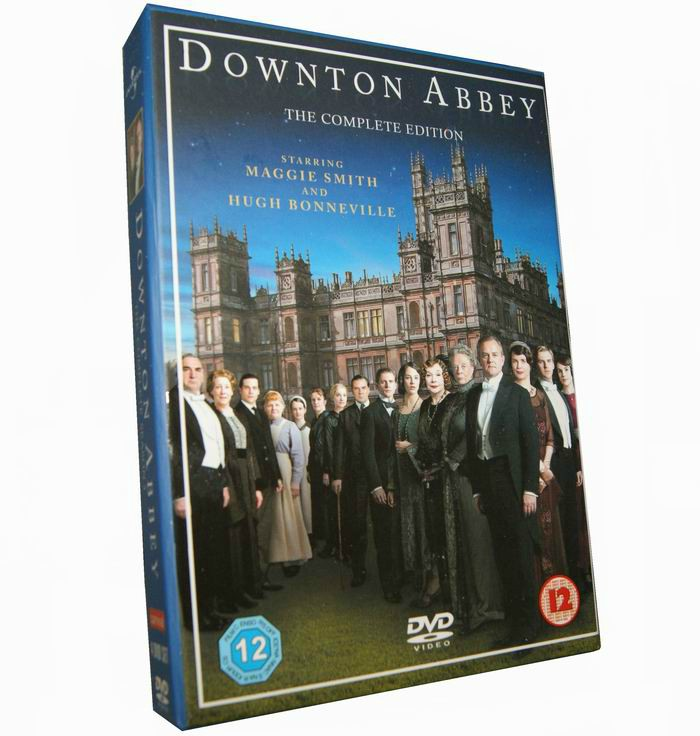 Downton Abbey Season 3 DVD Box Set