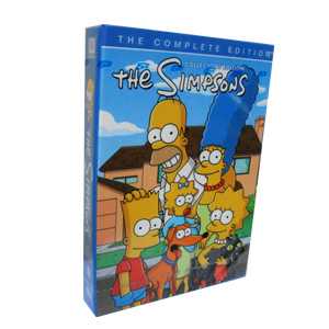 The Simpsons Season 24 DVD Box Set